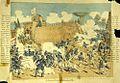 Pein La Breccia di Porta Pia 20 settembre 1870 Seconda metà XIX sec Litografia colorata Roma Museo Centrale del Risorgimento.jpg