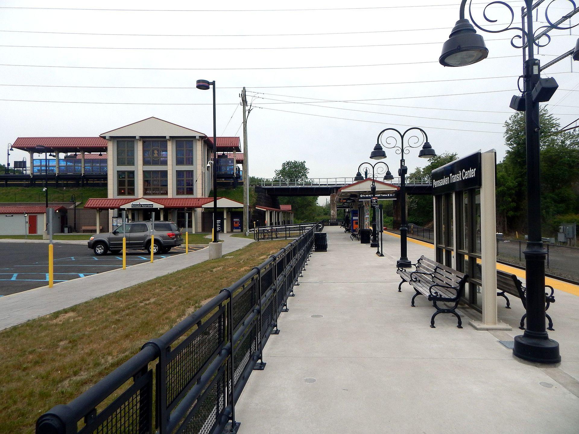 Pennsauken Transit Center Wikipedia