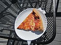 People of Boston, eating PIZZA, Newbury Street, $1 slice of pizza, Trust ME Bernie Madoff Pizza.jpg