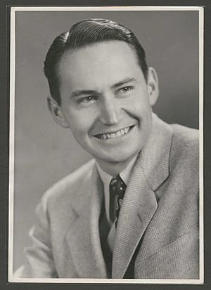 L. Tom Perry - Image: Perry 1947yearbook