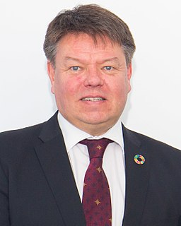 Petteri Taalas Secretary General of WMO, Director General of the Finnish Meteorological Institute, professor