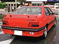 Peugeot 405 Mi16 1993 Rear.jpg