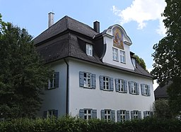 Kirchgasse in Pfaffenhofen