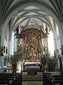 Pfarrkirche Maria Neustift zur Hlg.Maria und Hlg.Oswald, Hauptschiff.jpg