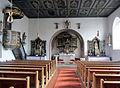 Pfarrkirche St. Georg in Gachenbach innen.JPG