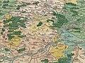Philipp Apian - Bairische Landtafeln von 1568 - Tafel 10 Ingolstadt Kehlheim.jpg