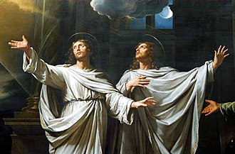 Gervasius and Protasius - Gervasius and Protasius, by Philippe de Champaigne