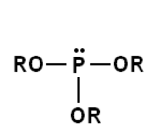 Phosphoric acids and phosphates - General Chemical Structure of a phosphite ester .Here any R can be H  or some other organic radical