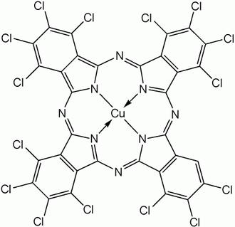 Phthalocyanine Green G - Phthalocyanine green G