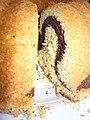 Piškotová bábovka s kakaovou vlnou 05.jpg