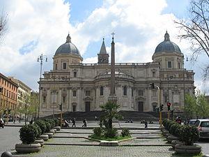 Piazza Esquilino, Santa Maria Maggiore