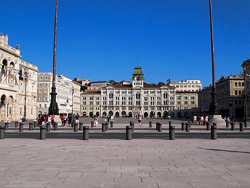 Piazza Unità (Trieste)1