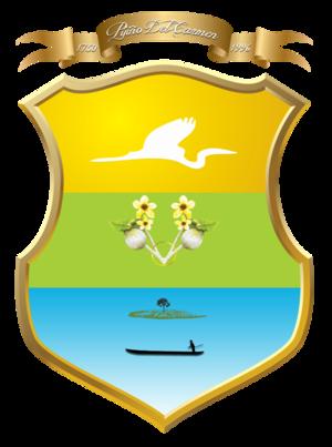 Pijiño - Image: Pijiño del carmen escudo