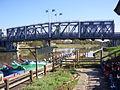 PikiWiki Israel 11434 bailey bridge over the yarkon river.jpg