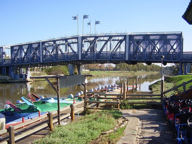 גשר ביילי מעל הירקון