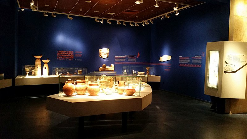 מוזיאון הפלישתים אשדוד