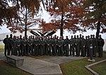 Pilots Depart Fort Worth For Bush Memorial Flyover 181206-N-GA424-001.jpg