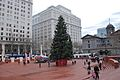 Pioneer Courthouse Square with Christmas tree 2011.jpg