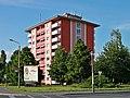 Pirna-Sonnenstein Rudolf-Breitscheid-Straße Rotes Hochhaus (01-2).jpg