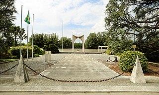 Pistoia Brazilian war cemetery cemetery