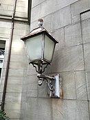Pittock Mansion (2015-03-06), exterior lantern, IMG1.jpg