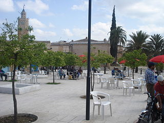 Testour Place in Beja Governorate, Tunisia