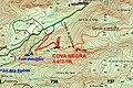 Plano de situación de la cova negra Lorcha-Alicante.jpg