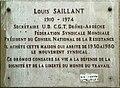 Plaque à Louis Saillant à Valence (Drôme).jpg