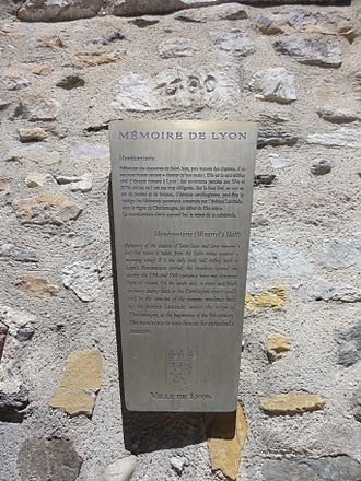 Manécanterie, Lyon - Infos about the Manécanterie of Lyon