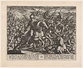Plate 30- Cerialis Driving the Dutch into the Rhine, from The War of the Romans Against the Batavians MET DP862859.jpg