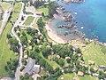 Playa de perlora desde el aire - panoramio.jpg