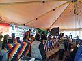 Plenary session of VI congress of FDMCIO Bartolina Sisa in Santa Cruz.jpg