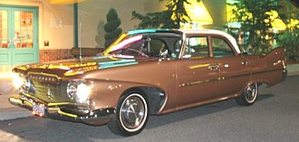 Plymouth Savoy - 1960 Plymouth Savoy 4-door Sedan
