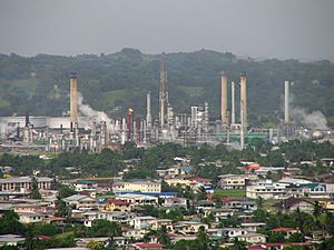 21st-century fossil fuel regulations in the United States - Pointe-à-Pierre refinery and fenceline community