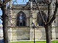 Poissy (78), collégiale Notre-Dame, façade ouest du double bas-côté nord.jpg