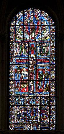 Poitiers, Cathédrale Saint-Pierre -PM 34985 lighter