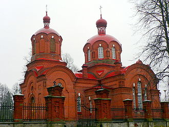Polish Orthodox Church - Eastern Orthodox church in Białowieża