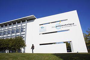 François Rabelais University - The Portalis Campus.