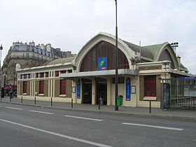 Image illustrative de l'article Gare de Pont-Cardinet