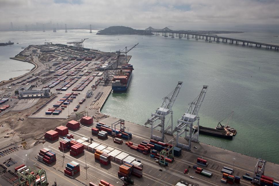 Port Of Oakland California