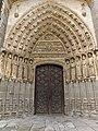 Portada de los Apóstoles, Catedral de Ávila.jpg