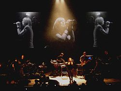 I Portishead al Wolverhampton Civic Hall nel 2008