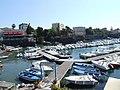 Porto turistico di Ognina Catania - Gommoni e Barche - Creative Commons by gnuckx - panoramio (3).jpg