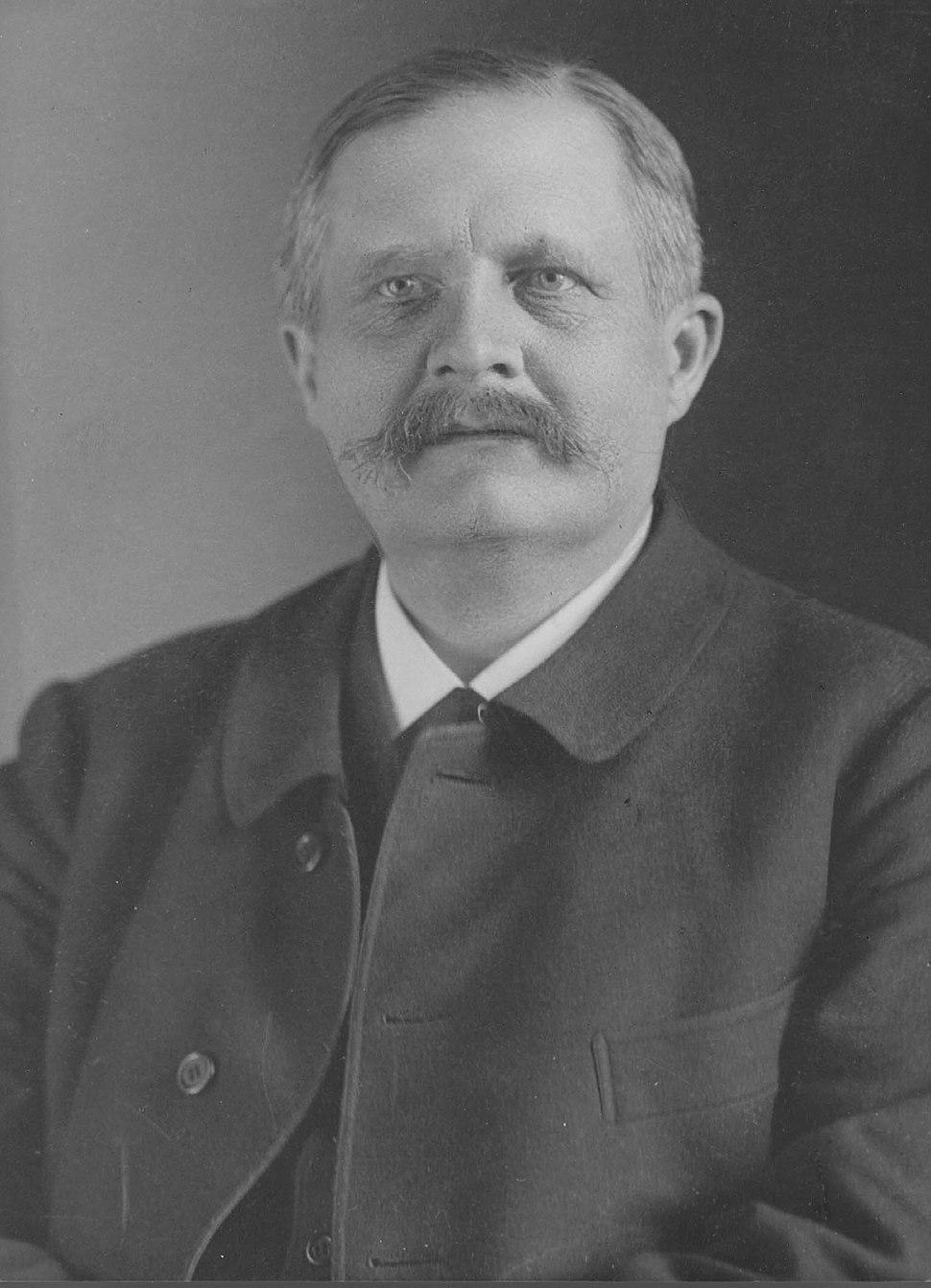 Portrait Friedrich Naumann (ca. 1911)