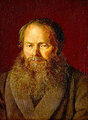Portrait of Henrik Nikolai Krøyer