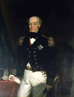 Thomas Byam Martin British Royal Navy officer