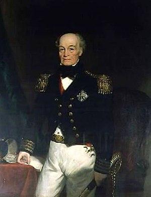 Thomas Byam Martin - Sir Thomas Byam Martin