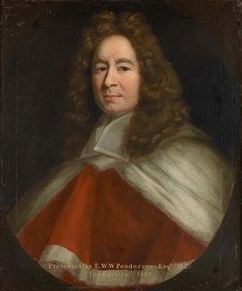 William Gregory (1625–1696) British judge and politician