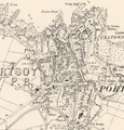 Portsoy Banffshire Sheet III 1904 Six inch 2nd and later ed, 1892-1860.png