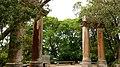 Post Office Pillars - Kadoorie Farm and Botanic Garden - Hong Kong - 0504181552a.jpg